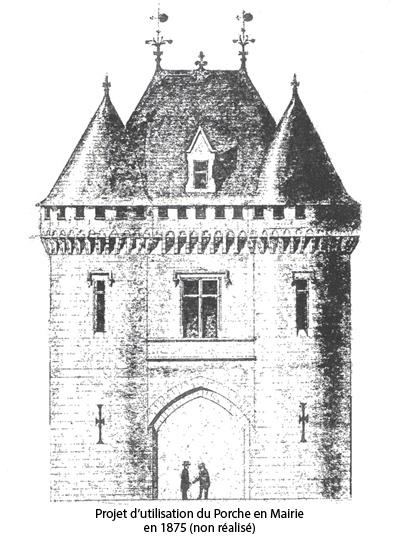 Porche-Pont-l'Abbé-d'Arnoult