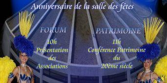 50 ème anniversaire de la Salle des Fêtes
