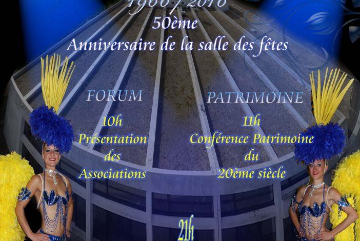 50 ème Anniversaire De La Salle Des Fêtes Site Officiel De La