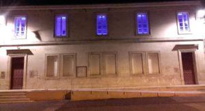 Mairie en bleu 3