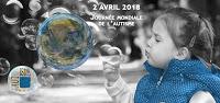 Journée mondiale de l'autisme « La Charente-Maritime en bleu »