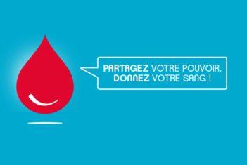 Rappel : Don de sang - 25 mars