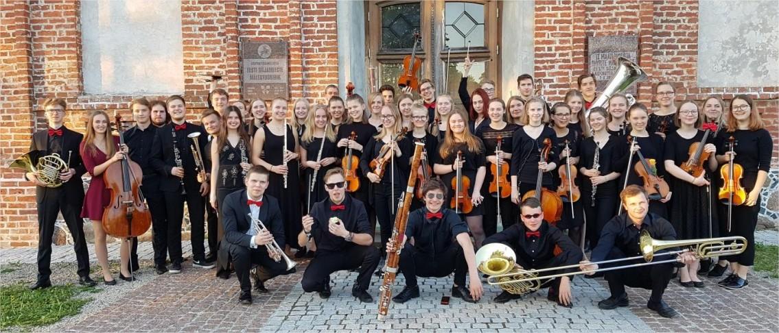 Orchestre symphonique de l'École de musique Nõmme de Tallinn