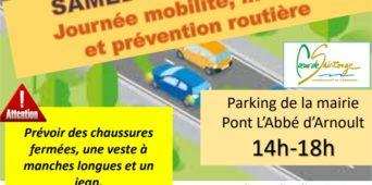 Journée mobilité, insertion et prévention routière