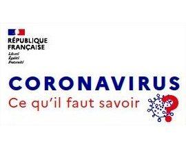 Coronavirus - déplacements et informations